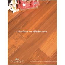 Teak solid wood flooring