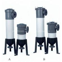 Caja de filtro de plástico para el sistema de tratamiento de agua