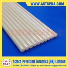 99%/99.5 Al2O3 High Purity Alumina Ceramic Rods and Shafts
