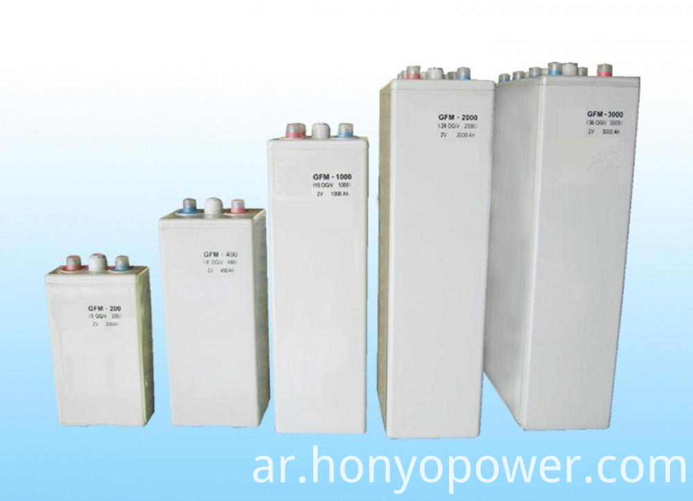 Wide Operating Temperature Deep Cycle Batteries