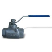 Aleación de zinc fundición simple válvula manual