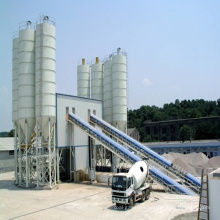Hight efficiency concrete mixing plant