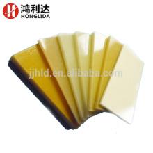 Feuille de protection en fibre de verre de surface