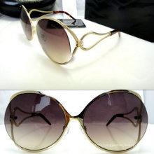 Morden Style Verre solaire pour femme / Lunettes de soleil / Lunettes de cadre de qualité supérieure