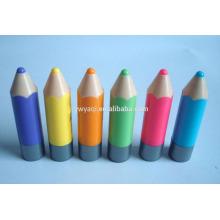 2014 la mode baume pour les lèvres crayon organiques multicolores