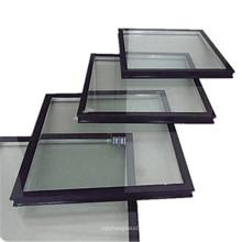 Vidro de janela isolado, vidro reflexivo para decorativo