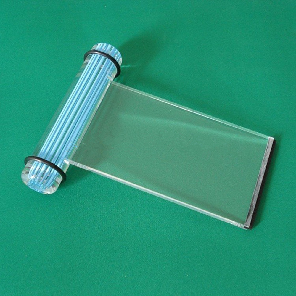Acrylic Money Paddle Plunger