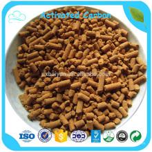Agente desulfurante con buena capacidad para absorber dióxido de azufre