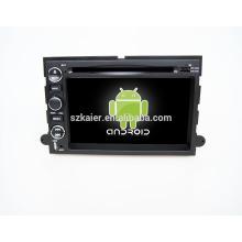 7''car reproductor de dvd, fábrica directamente! Quad core, GPS, DVD, radio, bluetooth for7057ford explorer