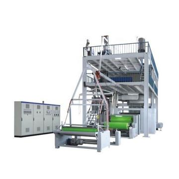 Máquina de fazer tecido não tecido 1600/2400/3200/4200 MM SS