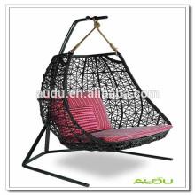 Audu columpios al aire libre y muebles de jardín / muebles de jardín colgante