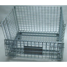 Galvanized Wire Mesh Cage / Storage Cage