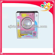 Kleine Waschmaschine mit Musik Licht Spielzeug Waschmaschine