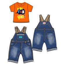 Moda bebé ropa rompers estilos en la ropa de los niños