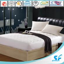 Protector al por mayor del colchón de la alta calidad del hotel de la fábrica de Hangzhou