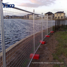 hot dipped galvanized temporary fence for sale cheap Australia temporary fencing china factory