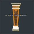 Carving Stone Granite Marble Pedestal for Home Decoration (BA071)