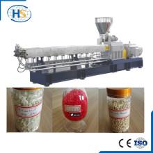 Extrudeuse à double vis en plastique de Ce Engineering dans la machine en plastique (TSE-50B)