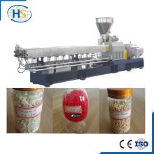 TPR/TPE/TPU high quality Co-rotation twin screw extrusion machine