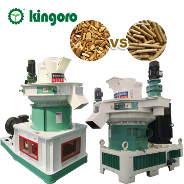 5t/h output biomass pellet processing machine