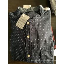 100% Premium Cotton Shirts Custom Print Men Shirts