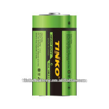 industry heavy Duty Battery UM-2 R14 1.5v batteries at a low price