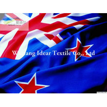 100% Polyester National Flags Fabric