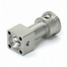 Aço inoxidável 304 316 316L CNC Turning Pump Valve Part