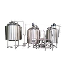Beer brewing equipment micro brewery 100L, 200L, 300L 500L, 1000L per set
