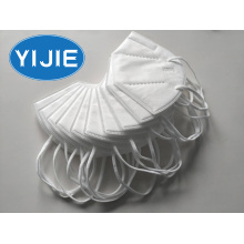 Ce  Disposable Foldable 5 Layer Kn95 Face Mask Respirator