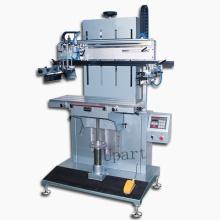 Impressora da tela automática do leito elevada Worktable