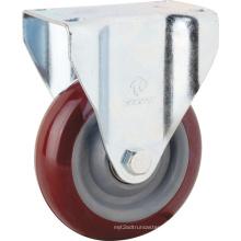 Medium Duty Type Double Ball Bearing Caster Wheels (KMx1-M8)