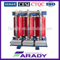 Résine coulée SCB10 630 kva distribution transformateur sec