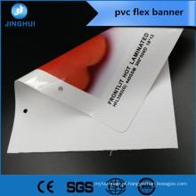 Tela de fábrica de impressão 13 oz bandeira da lona para outdoors