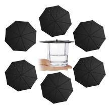Food Grade Anti-Dust Umbrella Silicone Cup Lids