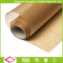 15 Inch Non-Stick Unbleached Parchment Paper Reels for Baking