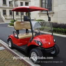 2018 heißer Verkauf 2-Sitzer Mini elektrische oder gasbetriebene Golfwagen mit wettbewerbsfähigen Preisen zu verkaufen