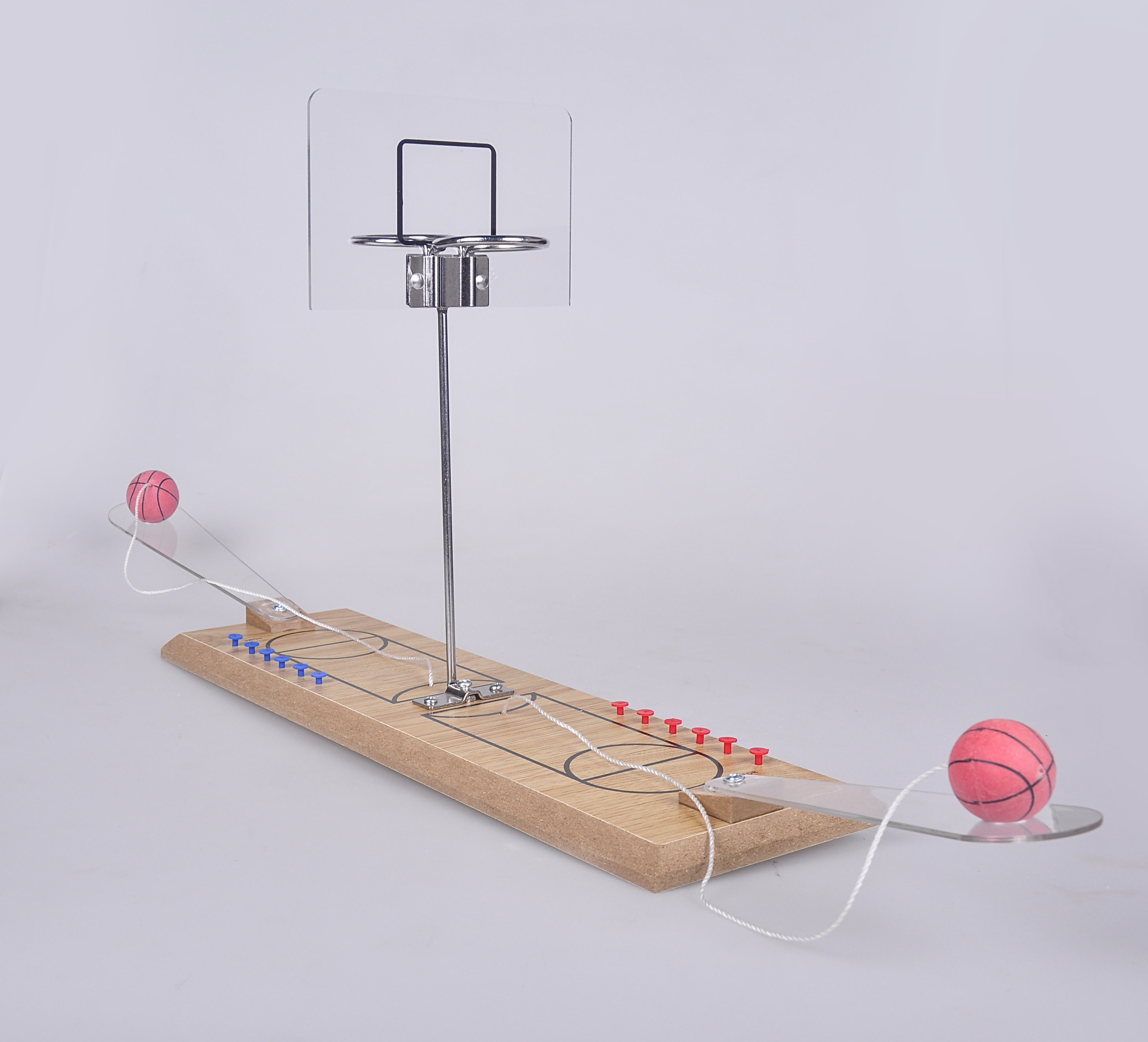 Game Basketball 2 Sides