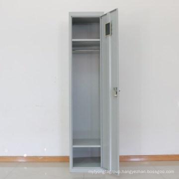 SteelArt students furniture use single steel locker one doors with padlock