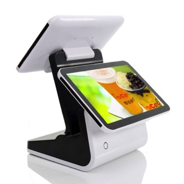 Enregistrement de tablette Android POS de bureau tactile