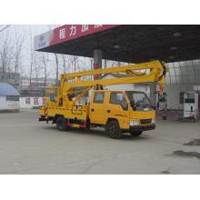 Camion à plate-forme élévatrice hydraulique à bras articulé JMC