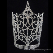 crown atomizer chinese hair accessories tall pageant tiara crown for women