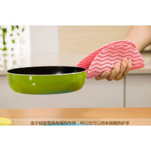 2016 Eco-Friendly Lovely Soft Rubber Silicone Cup Coaster
