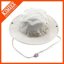 Wholesale top quality custom cotton bucket hats