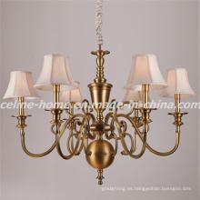 Decoración colgante tradicional lámpara de hierro de iluminación (SL2153-6)