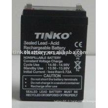 Rechargeable OEM batterie d'acide de plomb