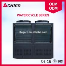 L'ingénieur instantané sans réservoir utilisé par Chambre entière de CHIGO casse la source d'air à la piscine d'eau Chauffe-eau utilisés