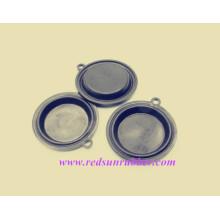 Custom Fabric Reinforced Rubber Cap
