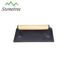 High quality Round  cast iron cooking press