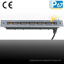 Waterproof 12W RGB LED Linear Inground Light 24VDC (820465)